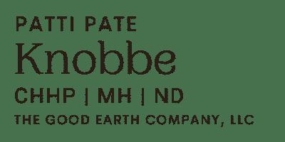Patti Pate Knobbe Logo